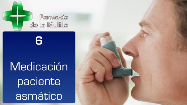 Charla Asma - Video 6 - Medicación paciente asmático.001
