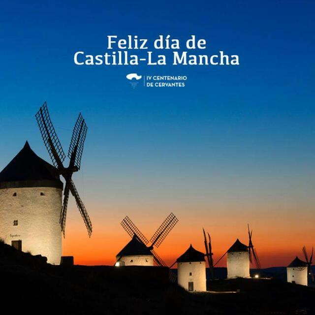 Dia Castilla La Mancha 2017