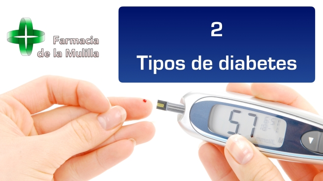 Caratula Charla DIABETES Video 2 Tipos de diabetes
