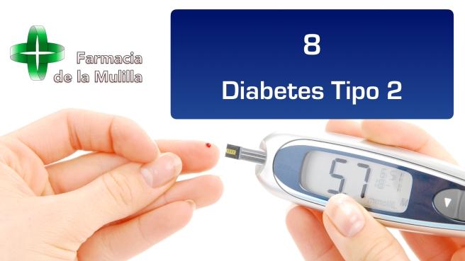 Charla DIABETES Video 8 Diabetes Tipo 2 CARATULA