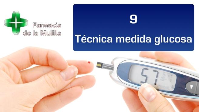 Charla DIABETES Video 9 Correcta medición glucosa CARATULA
