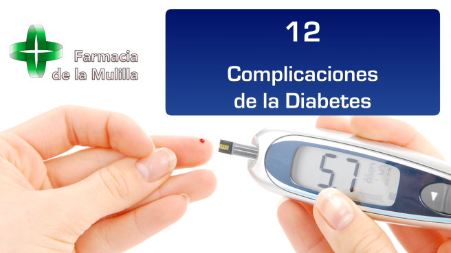 Charla DIABETES Video 12 Complicaciones de la Diabetes CARATULA