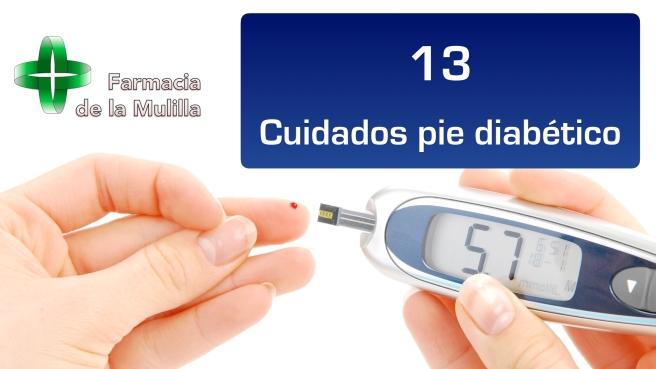 Charla DIABETES Video 13 Cuidados del pie diabético CARATULA.001
