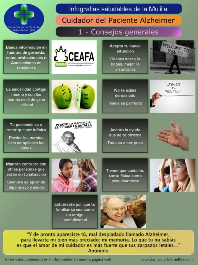 Infografia Alzheimer 1 - Consejos generales