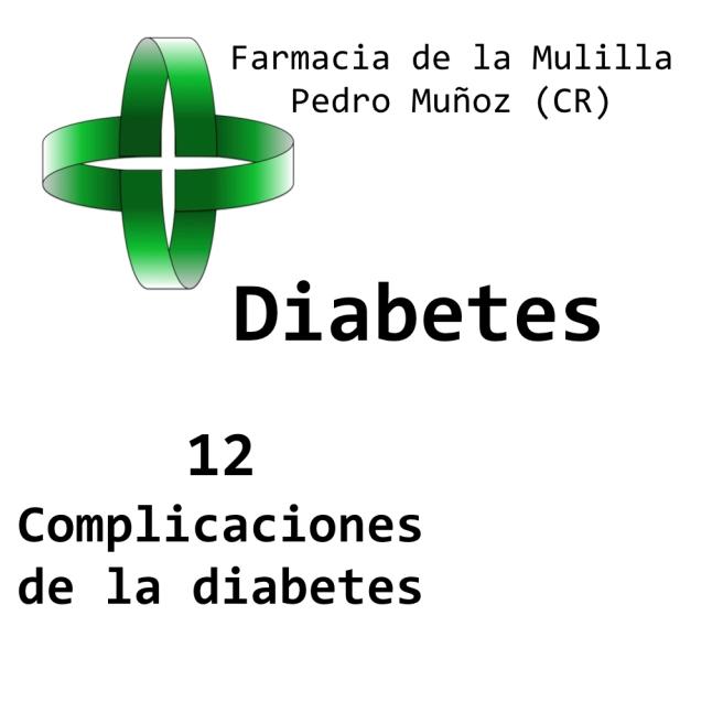 caratula podcast diabetes 12 complicaciones
