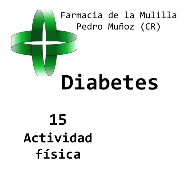 Caratula Diabetes 15 Actividad fisica