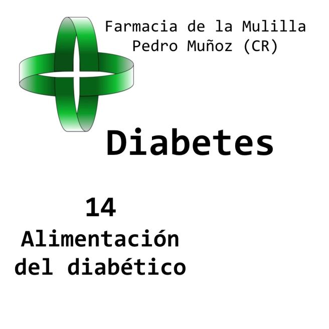 Caratula Podcast Diabetes 14 Alimentacion
