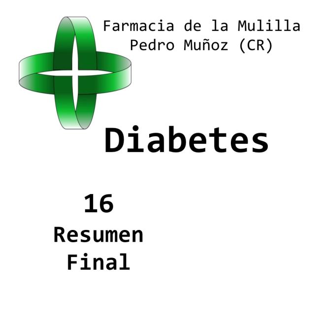 Caratula Podcast Diabetes 16