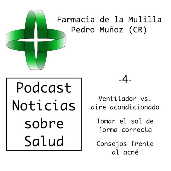 Caratula Podcast NOTICIAS 4