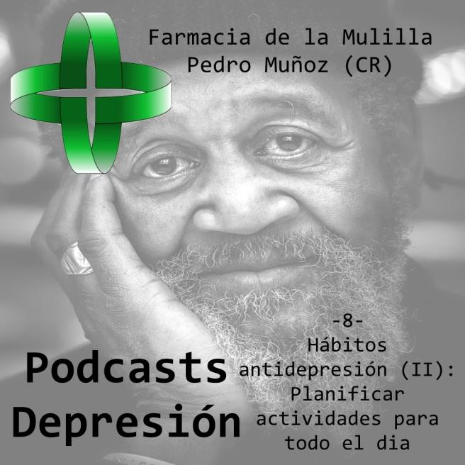 Caratula Podcast Depresion 8