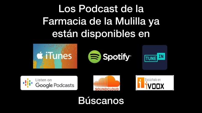 Distribuidores de podcast