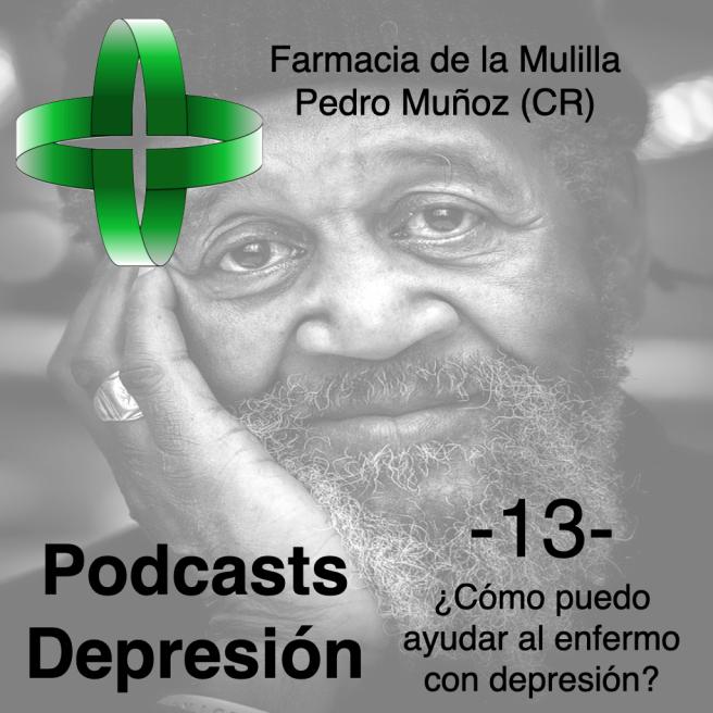 Caratula Podcast Depresion 13