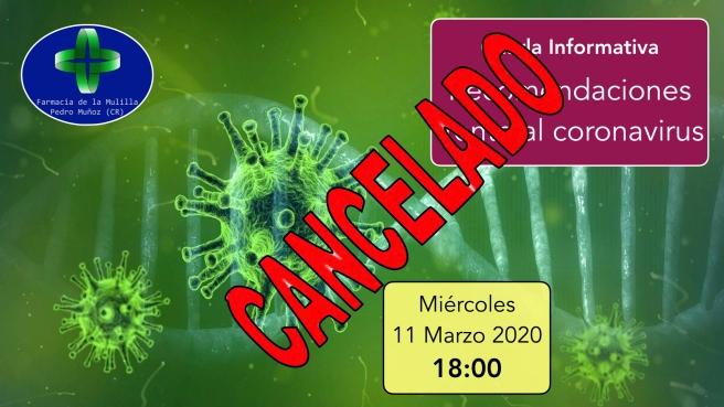 Anuncio charla coronavirus CANCELADO.001